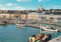 Finlandia--Helsinki--1970--The Market Place----Kiljava-a, Garges Les Gonesses, Francia - Finlandia