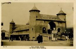EXHIBITION - 1924 EMPIRE - OLD LONDON BRIDGE RP - Exhibitions