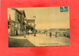 REZE   / ARDT  NANTES    1910   TRENTEMOULT QUAI DU NORD    CIRC  OUI   EDIT - Altri Comuni