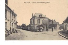 60  ANGY  CARREFOUR ROUTES DE CLERMONT ET MERARD - Liancourt