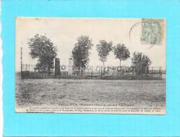 MARS LA TOUR - 54 - Monuments Allemands Près De La Voie Romaine  - ENCH1202 - - Other Municipalities