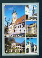 SLOVAKIA  -  Bratislava  Multi View  Unused Postcard - Slovakia
