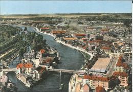 CPSM 60 - Creil - Le Pont Et L'Oise - Creil