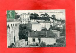 CLISSON     1910  QUARTIER DE LA GENDARMERIE    CIRC  OUI   EDIT - Clisson