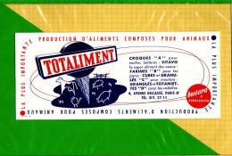 BUVARD & Blotting Paper : Production D´Aliments TOTALIMENT - Animaux