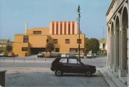 TRESIGALLO - MUNICIPIO - AUTO D'EPOCA CARS VOITURES: FIAT PANDA FIAT 500 FIAT REGATA SIMCA HORIZON - Italia