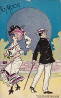 Humour Romantic Couple No Moon The Honeymoon
