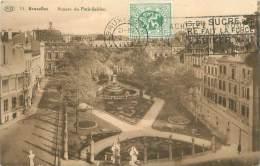 BRUXELLES - Square Du Petit-Sablon - Squares