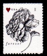 USA, 2015 Scott #4959, Vintage Rose, Forever Single, MNH, VF - Unused Stamps