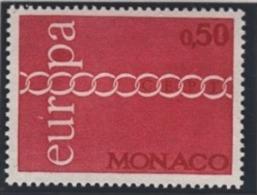 MONACO 1971 -N° 863 - NEUF** - Nuovi