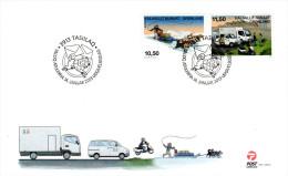 Greenland 2013 / Europa / FDC - Europa-CEPT