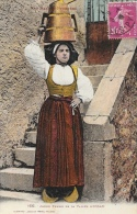 Les Basses-Pyrénées - Jeune Femme De La Vallée D'Ossau - Edition Labouche Frères - Carte Colorisée N°160 - Personajes