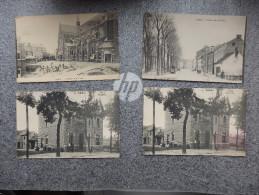 Aubel - Lot De 4 Cartes Postales - Circulés. - Aubel