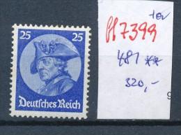 D.-Reich Nr.  481   **     (ff7399  ) Siehe Scan  ! - Germany