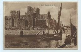 Peel Castle, I.o.M. - Isle Of Man