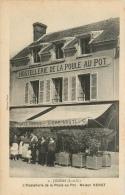 CPA Juziers-L'hostellerie De La Poule Au Pot-Maison Veret   L2038 - Frankreich