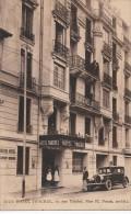 06 - NICE - Alpes-Maritimes - Hôtel Trachel - 17, Rue Trachel Nice - Cafés, Hotels, Restaurants