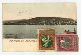 Turkey  - Panorama De TREBIZONDE > Used 1916, Good Condition - Turkey