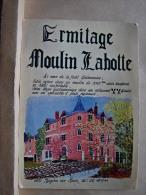 CP. 49. Emitage Moulin Labotte. Haybes Sur Meuse - Hotels & Restaurants
