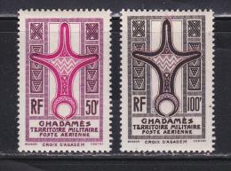 Ghadames, 1949, Airpost MNH - Ghadames (1949)