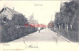 Hillegom  Stationsweg 1904 - Pays-Bas