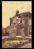 Pont-à-Celles - LUTTRE - Le Lion - Monument (Aux Morts 1914 - 1918 ) (rues Du Commerce Et Des Combattants)   (4079) - Pont-à-Celles
