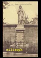 Pont-à-Celles - LUTTRE - Monument Au Sacré-Cœur - (rue Du Pachy Couché) - Editeur: Vve Os. Dumont   (4080) - Pont-à-Celles