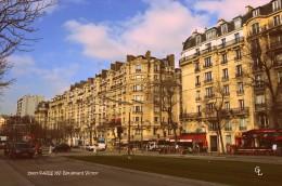 PARIS XV (75)-Boulevard Victor (EDITION à TIRAGE LIMITE) - Arrondissement: 15