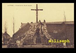 Pont-à-Celles - LUTTRE - Grotte De N.-D. De Lourdes - (Vieux Cimetière De Luttre) - (rues Du Pont Neuf Et Escavée  (4083 - Pont-à-Celles