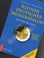 Schön Kleiner Münz Katalog Deutschland 2016 Neu 17€ Numisbriefe+Numisblatt Münzkatalog Of Austria Helvetia Liechtenstein - Supplies And Equipment