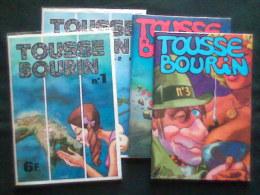 Tousse Bourin - Magazines Et Périodiques