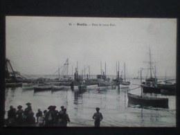 Bastia. Dans Le Vieux Port. - Bastia