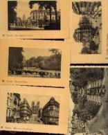 BRUXELLES - Lot De 5 CV - België