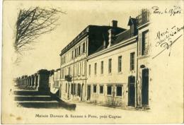 Maison Duphot & Sardou à Pons Près De Cognac Affranchie à Pons Compostée à Fléac - Pons