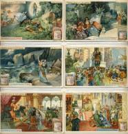Liebig 1905 Sanguinetti N. 831 Oberon (Italia) € 9 - Liebig