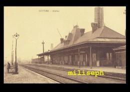 Pont-à-Celles - LUTTRE - Station (Arrière De La Gare, Vue Sur Les Voies) - Editeur : Brigode - Bonivert      (4089) - Pont-à-Celles