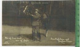 1.Reiterschwadron, Aufklärungs-bt.28. Inf. Div. 1939FELDPOSTVerlag: --------. – Postkarte Ohne ,Frankatur,  Stempe - Weltkrieg 1939-45