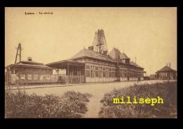Pont-à-Celles - LUTTRE - La Station (Gare) - Editeur : Maison Aug. PIRSON ( Tabacs - Cigares )  (4092 ) - Pont-à-Celles