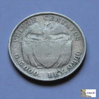 Colombia - 20 Centavos - 1938 - Colombia