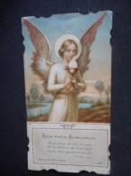 "IMAGE Pieuse Anciene COMMUNION ""Yolande à ROSITE - 1931"" (BOUMARD Fils) - Religión & Esoterismo"