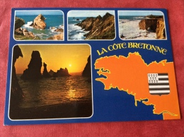 France. La Côte Bretonne - Bretagne