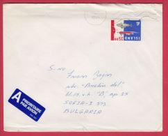 203419 / 1994 - 35 ISK - FISHING SHIP , FISH , Reykjavik - SOFIA  Iceland Islande Island - 1944-... Republique