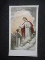 """IMAGE Pieuse COMMUNION """"Michel VENUTOLO - Eglise Saint Claude GUADELOUPE - 1963"""" - Religion & Esotericism"""