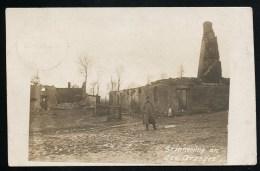 AK/CP 1.WK  Les Granges    Chatel Chehery    Gel./circ.  1916    Erhaltung/Cond.  2/2-    Nr. 8334 - Unclassified