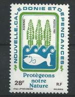 """Nle-Caledonie YT 452 """" Protection De La Nature """" 1981 Neuf** - Nouvelle-Calédonie"""