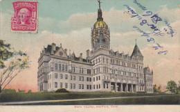 HARTFORD STATE CAPITOL 1908 - Hartford