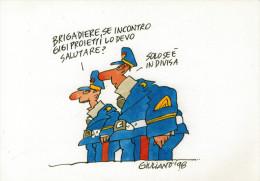 """""""LA  BENEMERITA""""  RASSEGNA NAZIONALE UMORISMO E SATIRA  (GIULIANO  98)      (VIAGGIATA) - Thomas"""