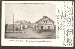 03St.Yorre,près Vichy-Etablissement Guerrier Père & Fils - Andere Gemeenten