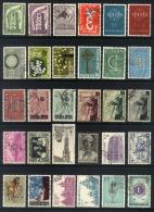 D04 - Belgium - Postage Stamps - Lot Used - Belgien