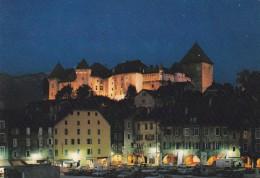 74---ANNECY---vue Sur Le Château Des Ducs De Nemours---voir 2 Scans - Annecy